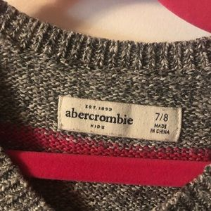 abercrombie kids Shirts & Tops - Abercrombie kids sweater